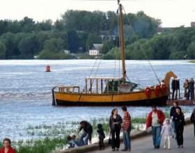 Как будет проходить парад старинных кораблей в великом новгороде фото