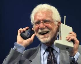 Как был изобретен мобильный телефон фото