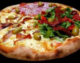 Как быстро и вкусно приготовить пиццу фото