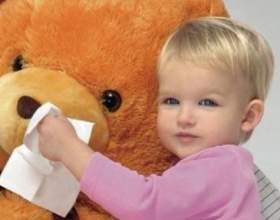 Как быстро избавиться от детского насморка фото