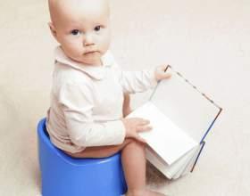 Как быстро приучить малыша к горшку фото