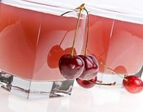 Как быстро сварить вишневый кисель фото