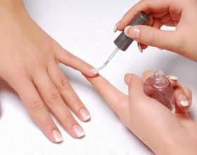 Как быстро высушить лак для ногтей фото