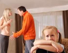 Как быть, если родители разводятся фото