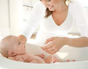 Как часто можно купать новорожденного фото