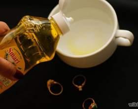 Как чистить золотые украшения фото