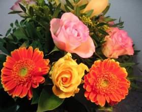 Как дарить цветы: забытые секреты фото