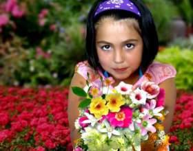 Как дарить цветы фото