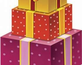 Как дарить подарки по этикету фото