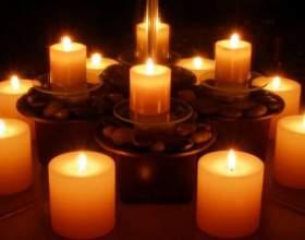 Как дарить свечи фото