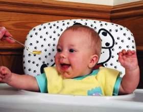Как дать овощное пюре ребенку фото