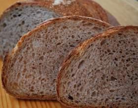 Как делают цельнозерновой хлеб фото