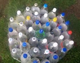 Как делают мебель из пластиковых бутылок фото
