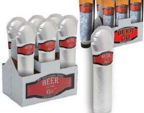 Как делают порошковое пиво фото