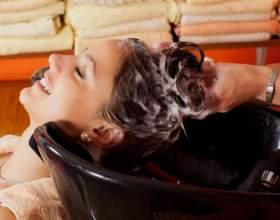 Как делают смывку краски с волос в салоне фото