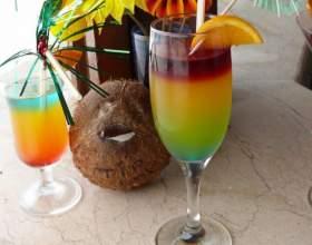 Как делать фруктовые коктейли фото