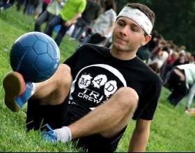 Как делать футбольные финты фото