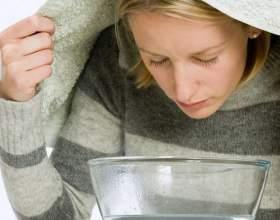 Как делать ингаляции с минеральной водой фото