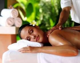 Как делать масаж спины фото