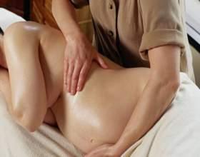Как делать массаж беременным фото