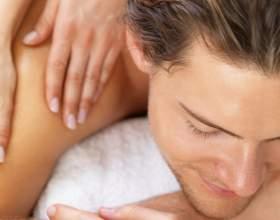 Как делать массаж мужчине фото