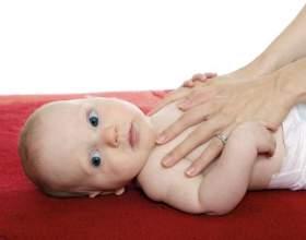 Как делать массаж ребёнку фото