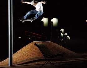Как делать олли на скейте фото