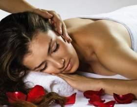 Как делать расслабляющий массаж фото