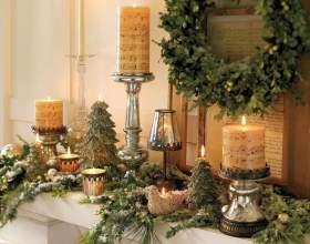 Как делать рождественские украшения фото