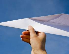 Как делать самолетик фото