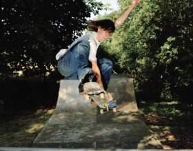 Как делать трюки на скейтах фото