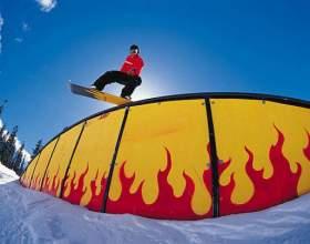 Как делать трюки на сноуборде фото