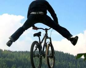 Как делать трюки на велосипедах фото
