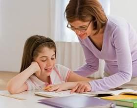 Как делать уроки с ребенком фото