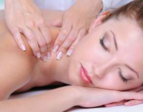 Как делать воротниковый массаж фото
