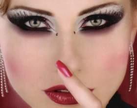 Как делать восточный макияж фото