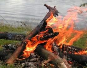 Как добыть огонь без спичек фото