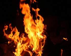 Как добыть огонь трением фото