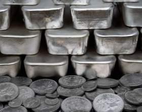 Как добывают серебро фото