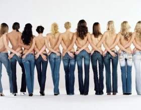 Как должны сидеть джинсы фото