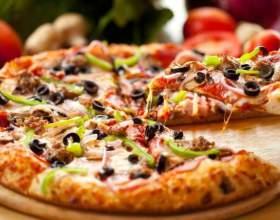 Как едят пиццу фото