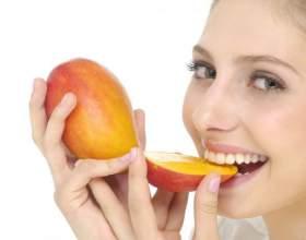 Как есть манго фото