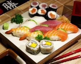 Как есть суши правильно фото