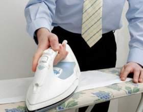 Как гладить мужскую сорочку фото