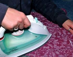 Как гладить полиэстер фото