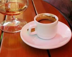 Как готовить кофе с коньяком фото