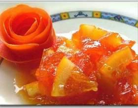 Как готовить варенье из яблок и апельсинов фото