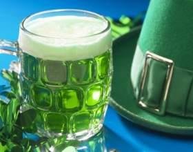 Как готовят зеленое пиво фото