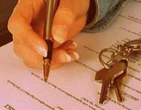 Как грамотно составить договор аренды жилого помещения фото