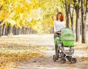 Как гулять с новорожденным фото